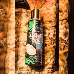 Victoria's Secret Coconut Craze mist
